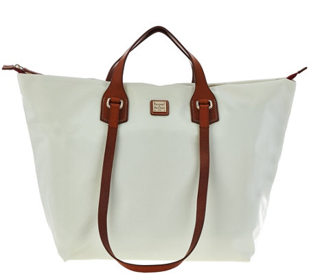 Dooney & Bourke Extra Large Windham Nylon Leighton Tote