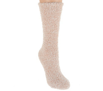 Barefoot Dreams Cozychic Heathered Women's Socks - A280206
