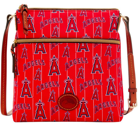 Dooney & Bourke MLB Nylon Angels Crossbody