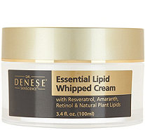 Dr. Denese Essential Lipid Whipped Infusion Cream 3.4oz - A304006