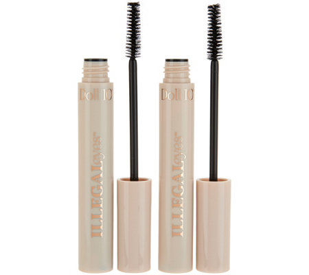 Doll 10 IllegalEyes Mascara Duo