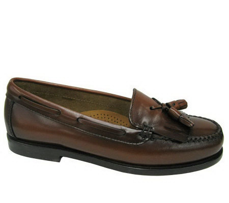 Bass Washington Kiltie Tassel Loafers