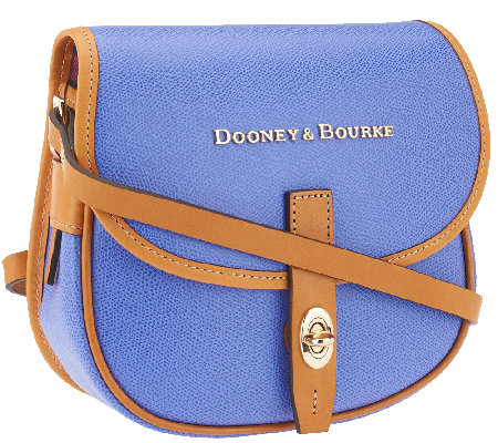 Dooney & Bourke Claremont Leather Field Bag