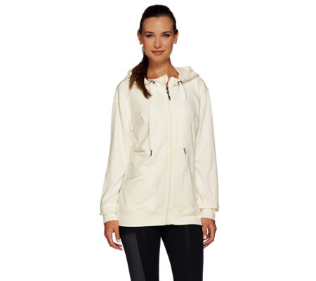 cee bee CHERYL BURKE Hooded Jacket
