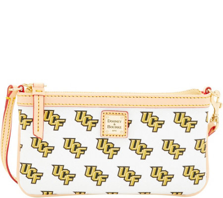 Dooney & Bourke NCAA University of Central Florida Slim Wristlet