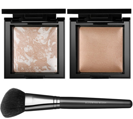 bareMinerals Invisible Bronze & Glow with Brush