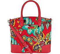 Vera Bradley Signature Print Day Off Satchel - A292907