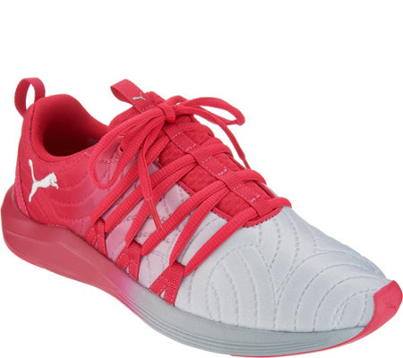 PUMA Satin Lace-up Sneakers - Prowl Alt Fade