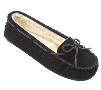 Minnetonka Women's Cally Slippers - A320107