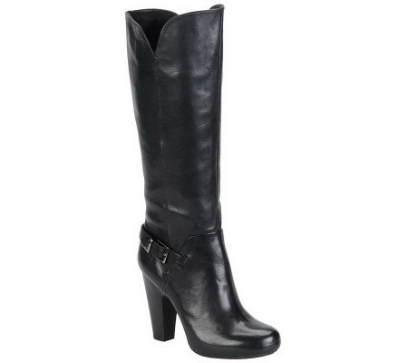 Sofft Felicia Knee High Leather Boots