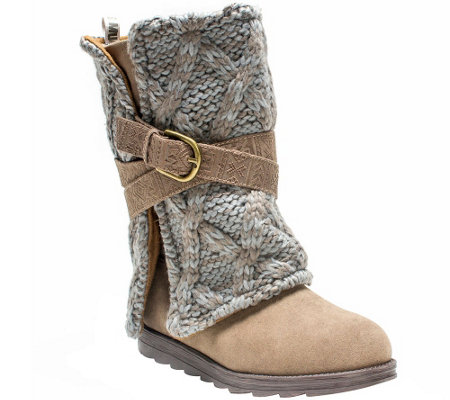MUK LUKS Women's Nikki Boot