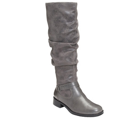 A2 by Aerosoles Extended Calf Tall Boots - RideWith Me