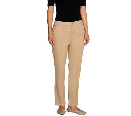 Liz Claiborne New York Regular Jackie Ankle Pants