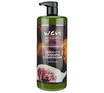 WEN by ChazDean 32 oz Cleansing Conditioner w/ Rice Protein Auto-Delivery - A264008