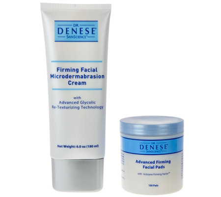 Dr. Denese Daily and Weekly Exfoliation Duo