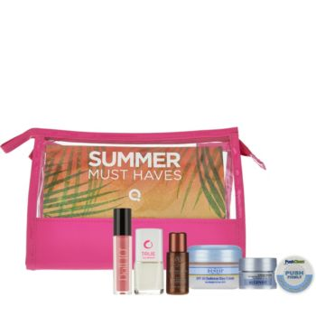 QVC Summer Must-Haves 6-pc Collection w/ Travel Bag