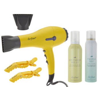 Drybar Good Hair for All Buttercup Dryer and Styling Kit - A285808