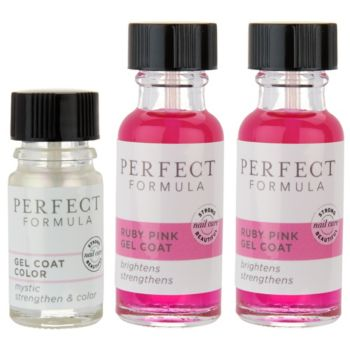 Perfect Formula Ruby Pink Gel Coat Duo & Gel Coat Auto-Delivery