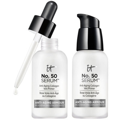 IT Cosmetics Supersize No.50 Anti-Aging Serum Primer Auto-Delivery