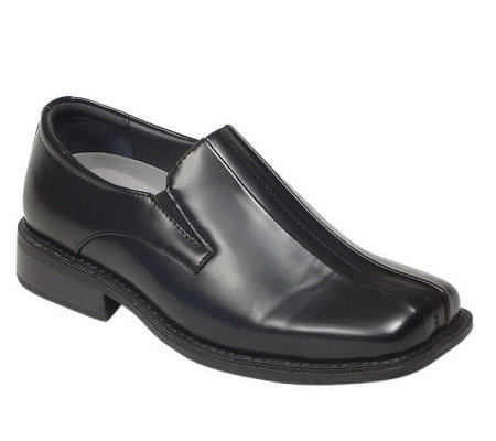 Deer Stags Wings Boy's Twin Gore Slip-Ons