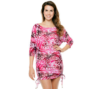 Simply Sole Skin Deep Tunic Cover-Up - A332608