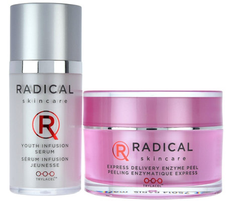 Radical Skincare Enzyme Peel & Travel Size Auto-Delivery