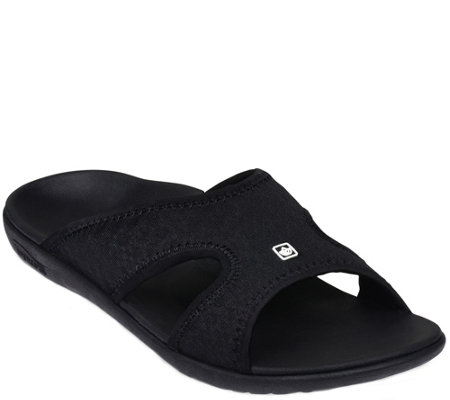 Spenco Men's Slide Sandals - Breeze