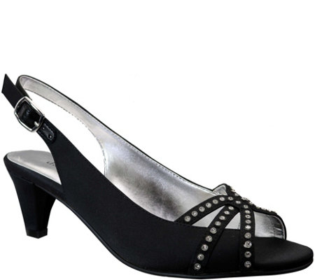 David Tate Dress Pumps - Regal