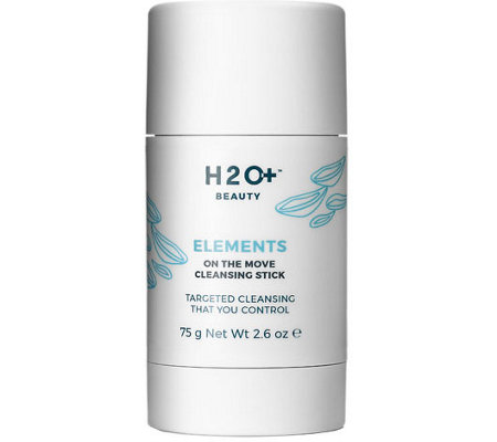 H2O+ Beauty Elements on the Move Cleansing Stick, 2.6 oz