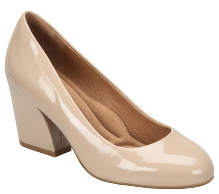 Sofft Leather Pumps - Tamira