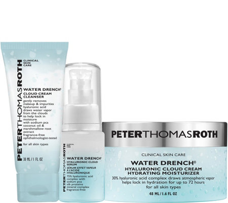 Peter Thomas Roth Water Drench Luxe Kit