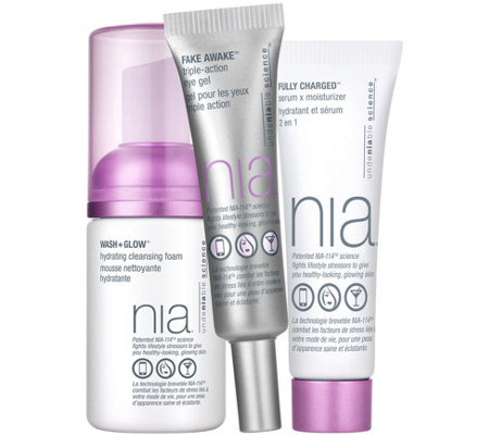 Not Into Aging Start Up Kit by nia #4