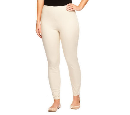 Denim & Co. Petite Stretch Leggings