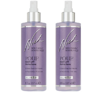 Nick Chavez Pouf! Root Lift Styling Spray Duo - A266109