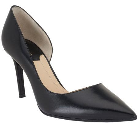 """As Is"" Marc Fisher Pointed- toe Pumps - Zanetti"