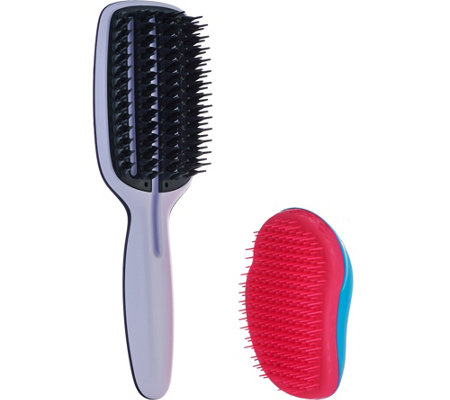 Tangle Teezer Original Brush with Blow Styling Half Paddle Brush