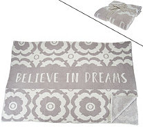 Barefoot Dreams Cozychic Inspiration Throw Blanket - A284509
