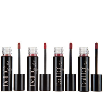 Doll 10 Lip Velvet 4-piece Collection - A285109