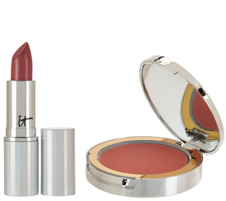 IT Cosmetics IT's Your 2pc Most Naturally Pretty Lips & Cheeks Set