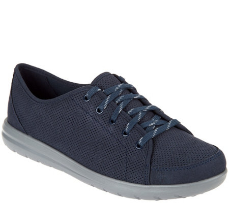 Clarks CloudSteppers Lace-up Sneakers - Jocolin Gia