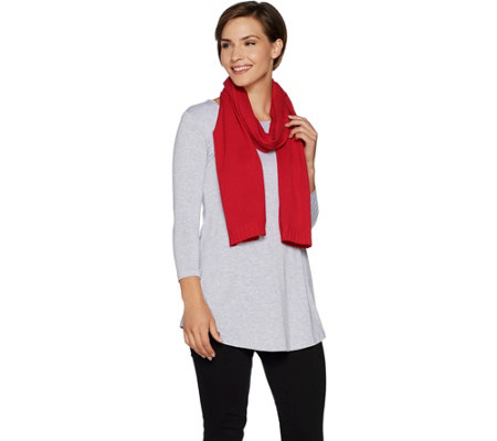 Linea by Louis Dell'Olio Whisper Knit Scarf