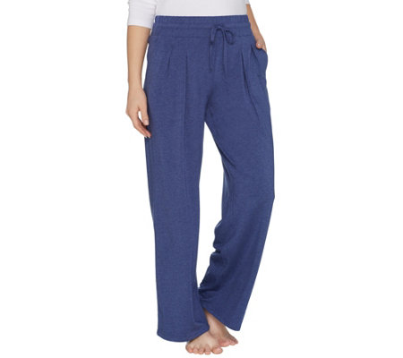 AnyBody Loungewear Cozy Knit Tall Relaxed Pants