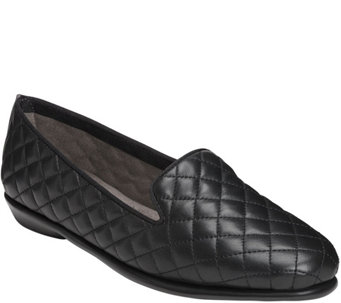 Aerosoles Stitch N Turn Slip-on Loafers - Betun ia - A334909