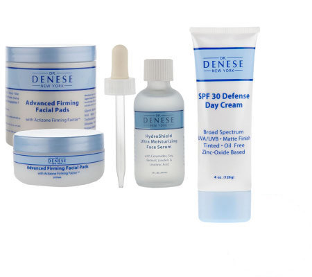 Dr. Denese Super Size Hydrate, Firm & Protect Trio