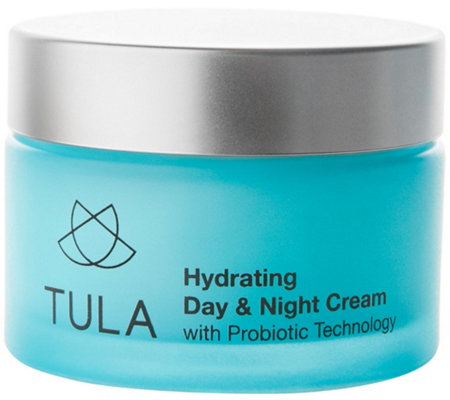 TULA Probiotic Skin Care Hydrating Day and Night Cream