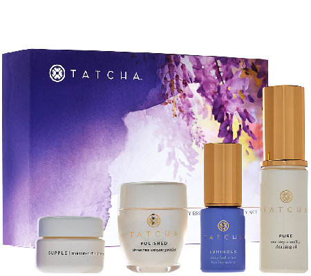 TATCHA 4-Piece Discovery Collection