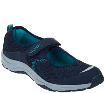 Vionic Orthotic Mary Jane Sneakers - Sunset - A275510