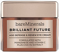 bareMinerals Brilliant Future Age Defense & Renew Eye Cream - A278610