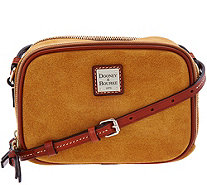 Dooney & Bourke Suede Sawyer Crossbody - A279610