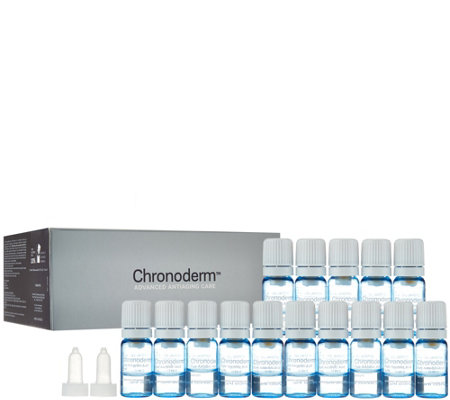 Chronoderm 10% Vitamin C Serum 15 count Vials